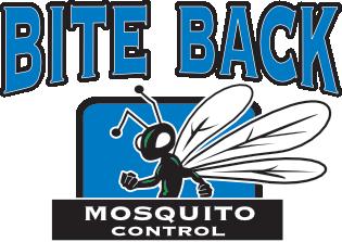 Bite Back Mosquito Control Logo